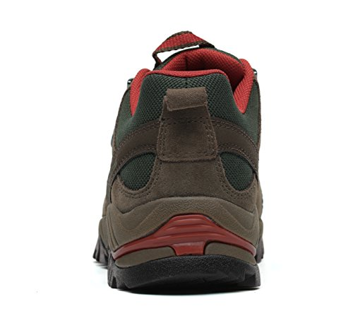 Pictures of HIFEOS Hiking BootsMens Womens Unisex Suede Leather 6