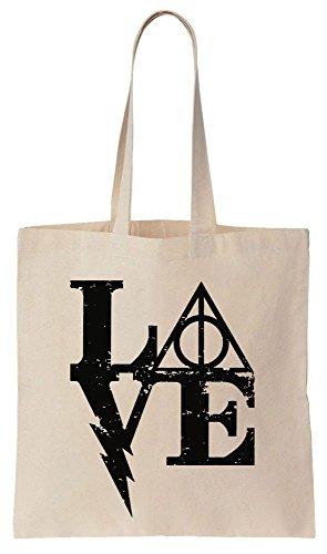 Tote Bag de Made de Reutilizables Love Symbols Word Compras Algodón Bolsos qHBnIRwx4