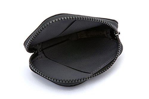Portefeuille Woven Bellroy All Charcoal Conditions Cuir En Pour Hommes Black BvCHrwBq
