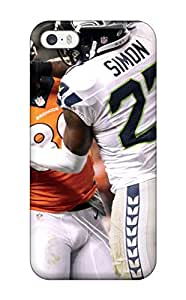 Hot seattleeahawks NFL Sports & Colleges newest Case For Ipod Touch 4 Cover 3635343K876882512