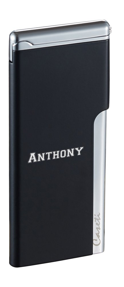 Amazon.com: Personalized Caseti Elegant Ultra-Slim Cigarette Lighter - Black Matte - with Free Engraving: Health & Personal Care
