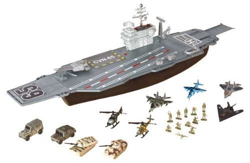 Toys Bhoomi Special Forces Aircraft Carrier Play Set
