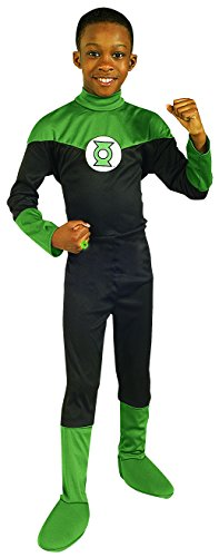 Rubie's Costume Children Green Lantern Costume, Small (Green Lantern Womens Costume)