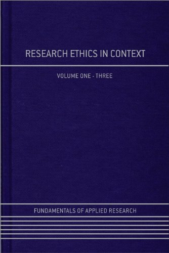 Research Ethics in Context (Fundamentals of Applied Research)