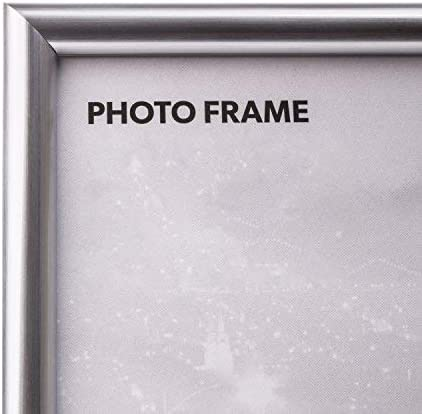Anker Photo//Picture Silver Easy Frame A4 Certificate 10 x 15 x 5 cm