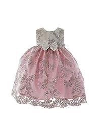 SODI Alta Costura Vestido de Ceremonia para niña Donatella Color Ivory