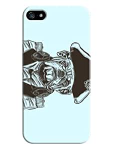Everything Store DIY Marshal Dog LightCyan Phone Hard Bumber Perfect For iPhone 6(4.7 Inch)