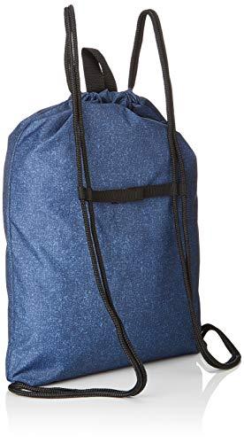 X Cm Gym Run 24x15x45 brebas Mochila Azul reflect negro w Adidas L Bag Unisex Adulto H aOnqdvxw