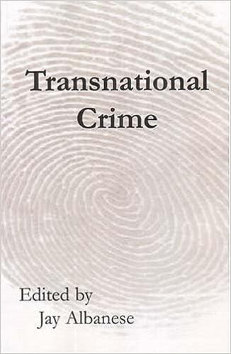 10: Transnational Crime (International Studies in Social Science)