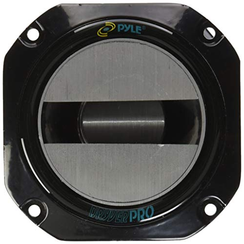 Pyle-Pro PDBT21F 1.75'' Heavy Duty Aluminum Die-Cast Titanium Super Tweeter