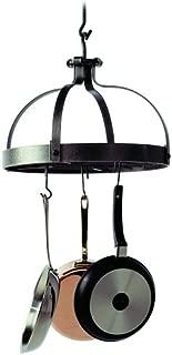 product image for Enclume PR2WG HS Premier Dutch Crown Ceiling Rack, Hammered Steel