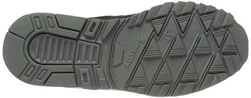 Originali Saucony Donna Ombra 5000 Fashion Sneaker Nero / Bianco