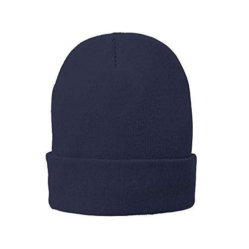 Fleece-Lined Knit Beanie - 144 Qty – 10.38 Each - Promotional Product with Your Logo |