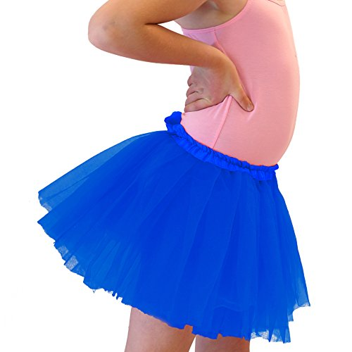 Hairbows Unlimited Royal Blue Dance or Ballet Tutu