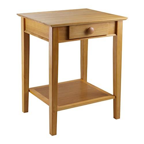 Wood & Style Premium Décor Studio End/Printer Table