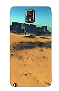Exultantor Hot Tpye Canyon Case Cover For Galaxy Note 3 For Christmas Day's Gifts