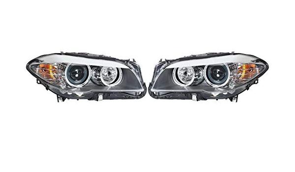 2x OSRAM 12V H7 55W ORIGINAL HALOGEN HEADLIGHTS HIGH BEAM BMW 5 Series F10 F11