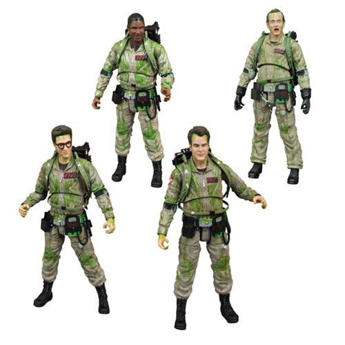 Ghostbusters SDCC 2019 Action Figure Box Set (Ghostbuster Action Figures)