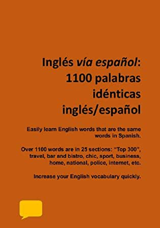 ingl s v a espa ol quickly learn many of the over 1100
