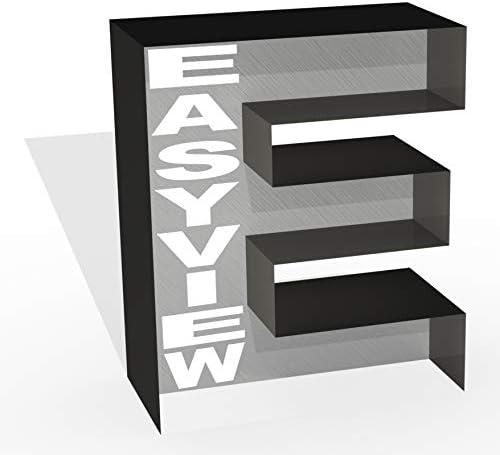 Black EASYVIEW Belt Hanger Organizer