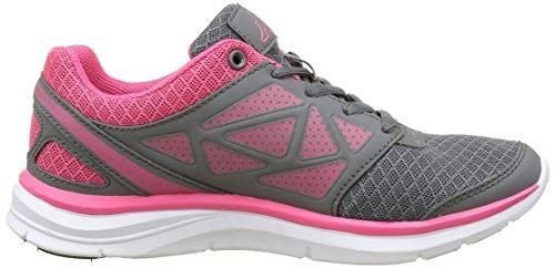 Grey 950 Basses Fanger Dk Paradise Gris Pu Baskets pink Femme Kappa nPwt0d8Yqt