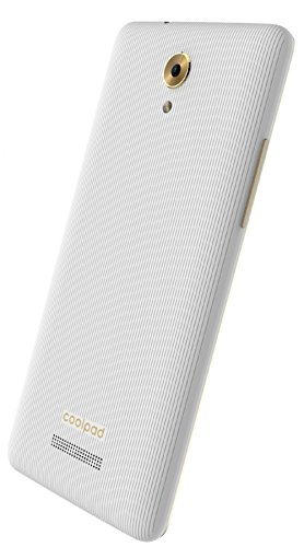 Coolpad Mega 3 (Champagne-White)