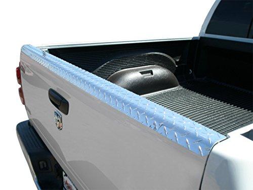 (QMI TC1403DP Aluminum Diamond Plate Finish Installs With Double Sided Tape)