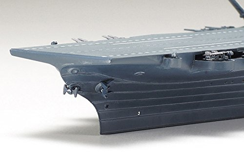 tamiya models cv-3 saratoga us navy aircraft carrier