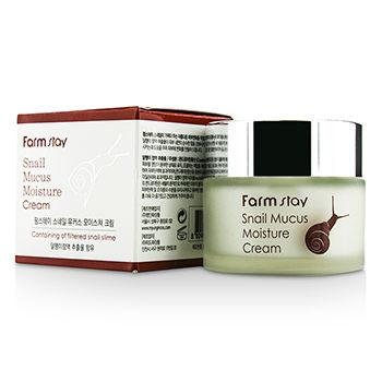 Amazon.com : Farm Stay Snail Mucus Moisture Cream 50g/1.67oz : Beauty