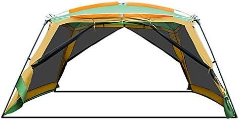 CCISS Al Aire Libre Pérgola Cámping 8-10 Personas Parilla Toldo Portátil Doblez Playa Impermeable Tienda De Campaña: Amazon.es: Deportes y aire libre