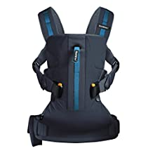 BabyBjorn Baby Carrier One Outdoors, Dark Blue