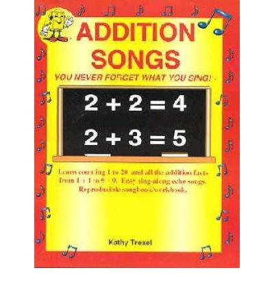 Addition Songs Cd (Audio disc) - Common
