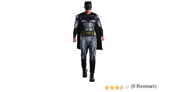 Batman V Superman- Disfraz, unica (Rubies Spain 810841): Amazon ...