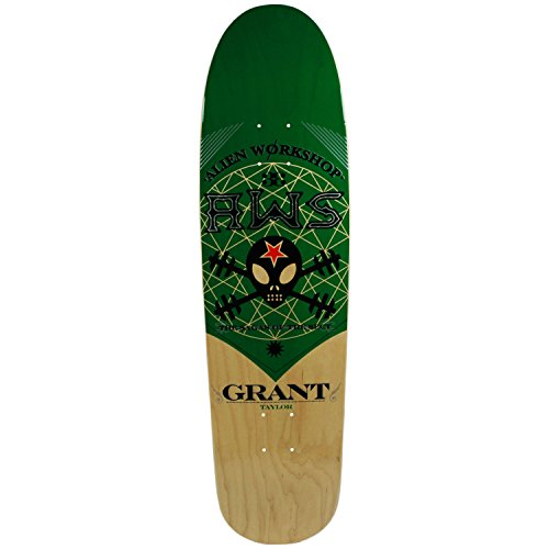 Alien Workshop Skateboard - Alien Workshop Skateboard Deck Taylor Shredder Cruiser 8.5