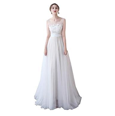 9279cb8114307 パーティードレス ロングドレス 花嫁ドレス ドレス 花嫁 フォーマルドレス ブライダル 二次会ドレス (XS)