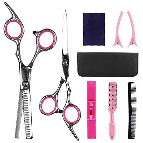 hair cutting scissors set hairdressing