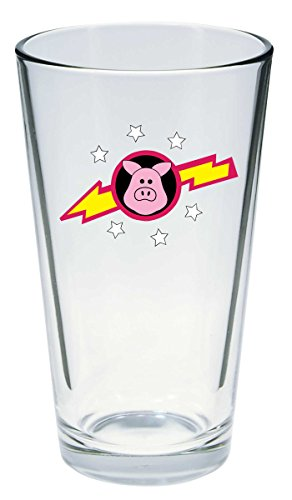 space pint glass - 4