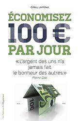 Économisez 100 euros par jour