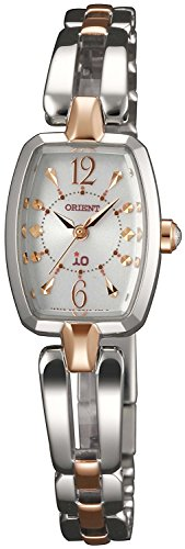 ORIENT watch io Io suite jewelry solar WI0151WD Ladies