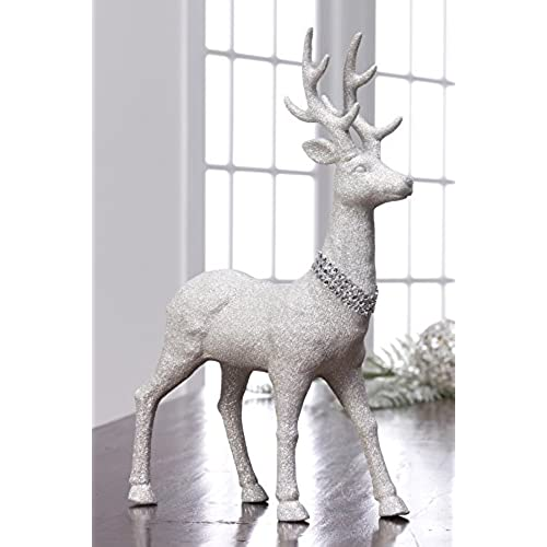 christmas deer decor amazoncom - Christmas Deer Decor