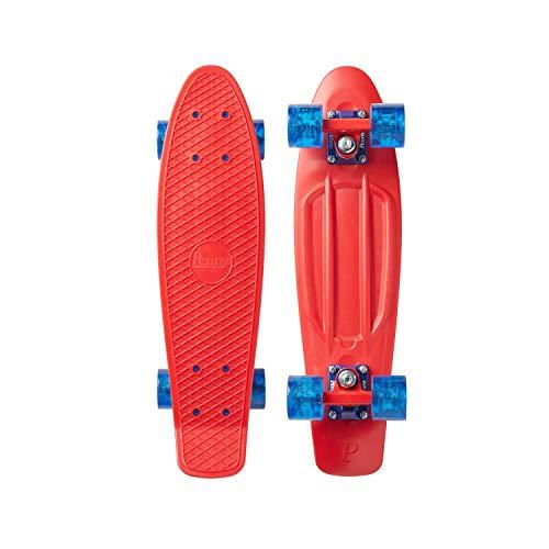 lete Skateboard (Red Comet, 22