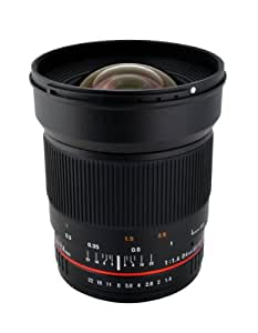Samyang SY24M-C 24mm f/1.4 Wide Angle Lens for Canon