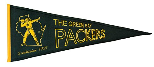 Winning Streak NFL Green Bay Packers Throwback ()