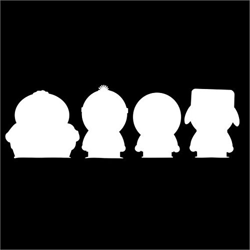 south-park-silhouette-white-vinyl-car-laptop-window-wall-decal