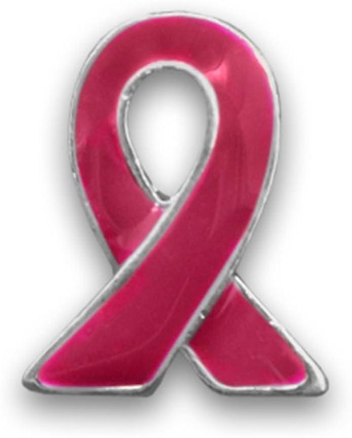 brooch Charity. ***NEW*** Multiple Myeloma awareness ribbon enamel badge