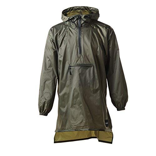 1c4443604 Amazon.com: 4ucycling Light Weight Easy Carry Wind Raincoat and Outdoor Rain  Jacket Poncho,Army-Green,One Size: Clothing