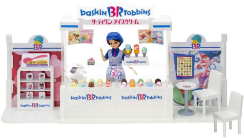 lica-chan-baskin-robbins-icecream-shop-doll-accessory-doll-not-included-japan