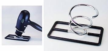Elegant Hairware Table Top Hair Dryer Flat Iron Curling Iron Holder