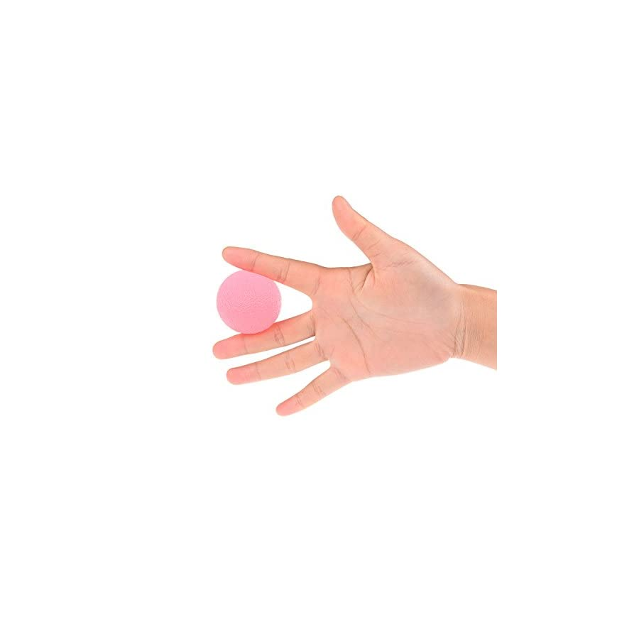 Hand Exercise Balls Egg Shaped 3 Squeeze Resistances (Soft, Medium, Firm) For Hand Training, Physical Therapy, Injury Rehabilitation
