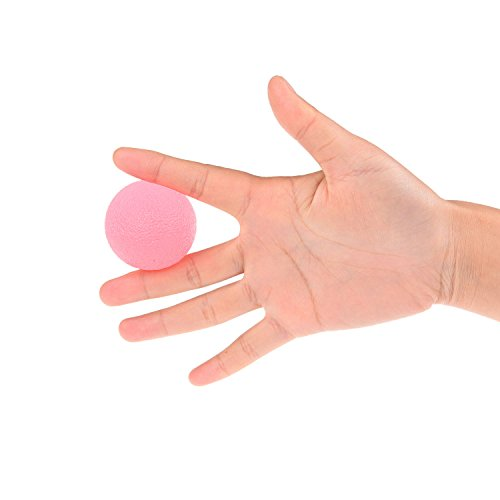 Hand Exercise Balls Egg Shaped 3 Squeeze Resistances (Soft, Medium, Firm) For Hand Training, Physical Therapy, Injury Rehabilitation Strengthens your Finger and Palm Muscles Improves Grip